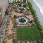 κατασκευή κήπου, πράσινο, χώρος πρασίνου